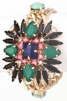 brooch bracelet  #swoonboutique