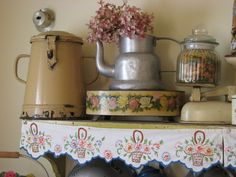 Vintage country kitchen...