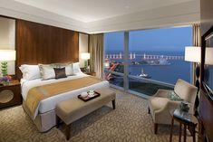 Waterfront Suite. Mandarin Oriental, Macau.