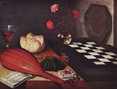 Lubin Baugin: Naturaleza muerta (1610-1663)