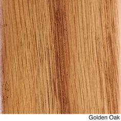 (Green) Designs Mission Nine Drawer Dresser & Mirror (Golden Oak)