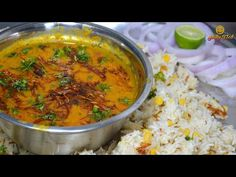 Lunch Recipes Indian, Ethnic Recipes, Dal Fry, Dal Recipe, Home Recipes, Muslim, Fries, Curry, Vegetarian