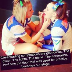 This is all-star cheer!