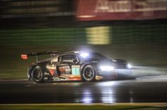 View article: Laurens Vanthoor and Audi fastest on a very wet Misano World Circuit