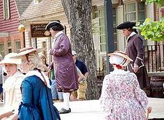 Visit Colonial Williamsburg with coupons to save on admission. http://www.bestfreestuffguide.com/Free_Colonial_Williamsburg_Coupons