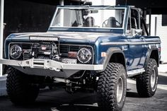 Ford Bronco Ford ran production on the Bronco from 1966 to 1996. The car has long enjoyed the reputation of a dependable SUV, ideal for hauling kids, cargo, and just about anything else drivers need.