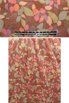 Marc Jacobs shades of spice floral cotton voile from emmaonesock.com