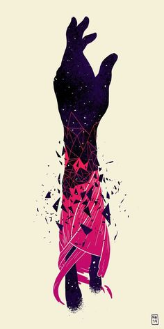 I like the dispersion or break away from black to pink
