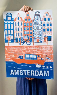 My Amsterdam-poster was one of the winner posters of the Human Empire City Poster Contest 2013! To celebrate this you can win a poster now! ———————— get your work featured bysubmittingit todesignersof.com