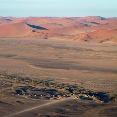 Namibia - camps and lodges in the vast middle of nowhere  . . . . . . . #wildernessculture #ecoluxury #namibia #wildsafari