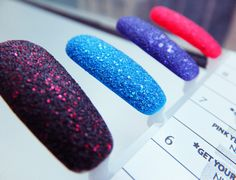 NEW O.P.I. mini set MARIAH CAREY Liquid Sand Colors: Stay the Night - Get Your Number - Can't Let Go - The Impossible