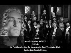 ▶ J. S. Bach - Mass in B Minor BWV 232 - 2. Christe eleison (2/23) - YouTube