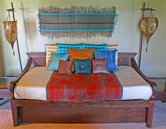 Do you think my daybed was Moroccan inspired?