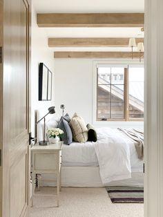 Studio McGee Cozy Bedroom Design, Interior Design Bedroom, Decor, Bedroom Decor, Trendy Home, Home, Interior, Eclectic Bedroom, Home Decor