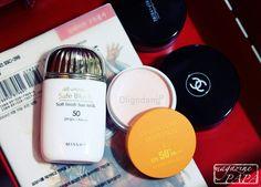 #oligodang #cosmetic #makeup #hair #K-beauty 올리고당 메이크업 썬크림 자외선차단제 썬케어 미샤 올-어라운드 세이프 블록 소프트피니쉬 선 밀크