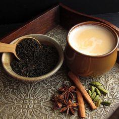 Chai Latte Tea