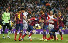 """ساعة كووورة: 5 مفاتيح """"تفتح"""" الباب لانتصار برشلونة على ريال مدر..."""