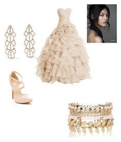 """""""Prom?"""" by mandy-martin-1 on Polyvore featuring River Island, Kenneth Jay Lane, women's clothing, women's fashion, women, female, woman, misses and juniors"""