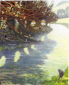 "Sweet Home Alabama: Inga Moore ~ ​​Kenneth Grahame, ""The Wind in the Willows"""