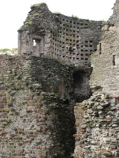 Dovecot or Pigeon tower - Rothesay Castle, Bute