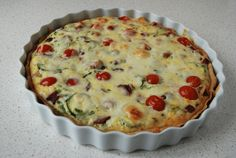Quiche Muffins, Bacon, Food And Drink, Pie, Salad, Vegetables, Breakfast, Desserts, Recipes