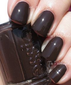 Essie Fall 2014 Dress To Kilt Collection Swatches; Partner In Crime