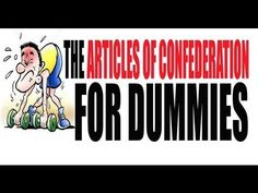 ▶ The Articles of Confederation Explained: U.S. History Review - YouTube