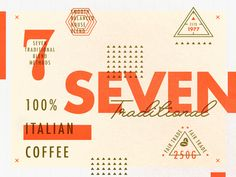 ∆ Traditional SEVEN ∆