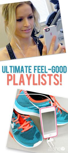 nicolette ultimate feel good playlists pinterest