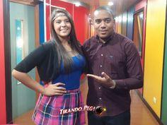 Tirando Pegao: Entrevista a Franchesca en Cerrando la Tarde con el Espectáculo