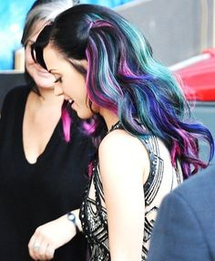 colored hair- maybe this summer?