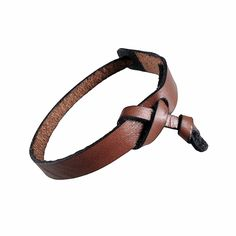 Leather Bracelet | Prim Object Leather Craft.