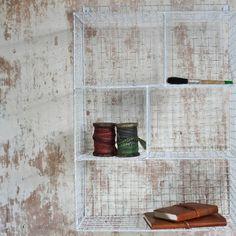 Locker Room Shelf - Large White