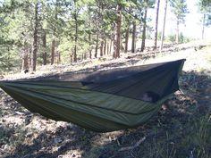 Make your own DIY hammock: MYOG | Gear Reports