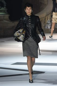Louis Vuitton Autumn-Winter 2018-2019 (Fall 2018), shown 6th March 2018