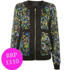 New Y.A.S. @ ASOS Mirror Print soft bomber jacket: http://www.ebay.co.uk/itm/New-Y-A-S-ASOS-Mirror-Print-Black-Soft-Bomber-Jacket-Sizes-6-8-10-12-14-/181597789432