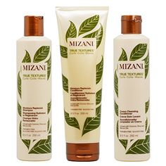 Mizani True Texutres Moisture Replenish Shampoo  Conditioner  Cream Cleansing Conditioner 85oz Set -- Read more reviews of the product by visiting the affiliate link Amazon.com on the image.