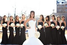 Hall of Springs Wedding Photos by Elario Photography, Inc.