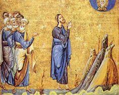 #Jésus nous dit #comment #prier (Lc 11, 1-13) - #Lotedhal - #EvangileEnPrieres