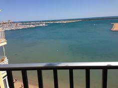 Playa El Acequión en Torrevieja, Valencia