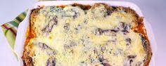 Layered Eggplant Lasagna