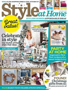 Style at Home - January 2015