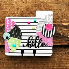 ROLODEX CARD EMBELLISHMENT - Lorrie's Story: Memory Dex Cards - I've gone off the deep end!