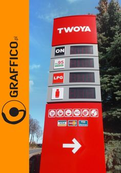 pylon cenowy, pylony cenowe, pylon reklamowy, pylony reklamowe, pylon sign, pylon signage, freestanding sign, pylon for oilstation, petrol station, gas station, price pylon for gas station, gas station branding, rebranding, Graffico, producent reklam dla stacji paliw, signage manufacturer, oil station, fuel, welding, 3d letters, reklamy dla stacji paliw, wiaty stacji paliw, wyświetlacze cenowe, fuel dispalys, illuminated signs, reklama świetlna, oil stations signs, directory signs Tyre Shop, Filling Station, 3d Letters, Street Signs, Gas Station, Signage, Art Work, Doors, Lettering