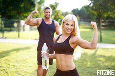 Ausdauersport lässt keine Muskeln schrumpfen!