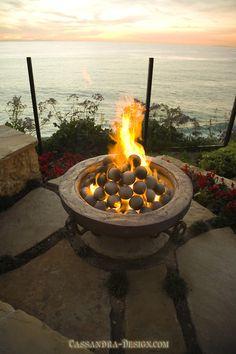 Firebowl - photography by Ed Merkle