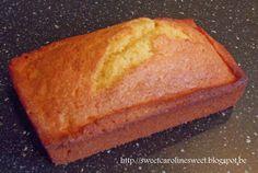 ** Sweet Caroline **: Basisrecept cakebeslag