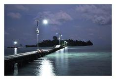 Night Shot Tidung Island