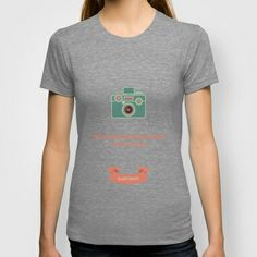The most interesting picture T-shirt by Lens & Shutter - $22.00