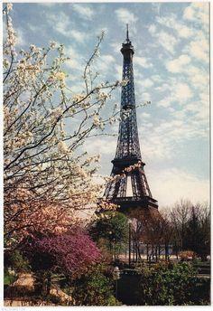 """""""Springtime in Paris"""""""